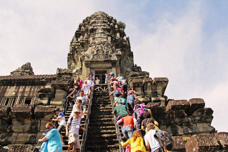 Temples Angkor