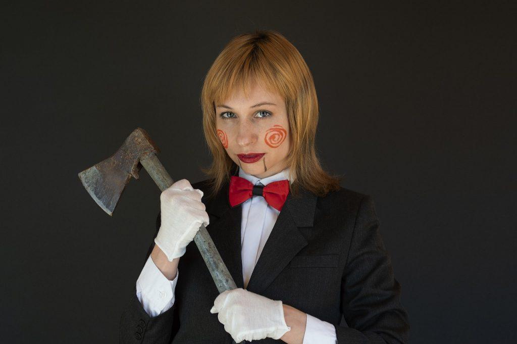 vu, halloween, cosplay