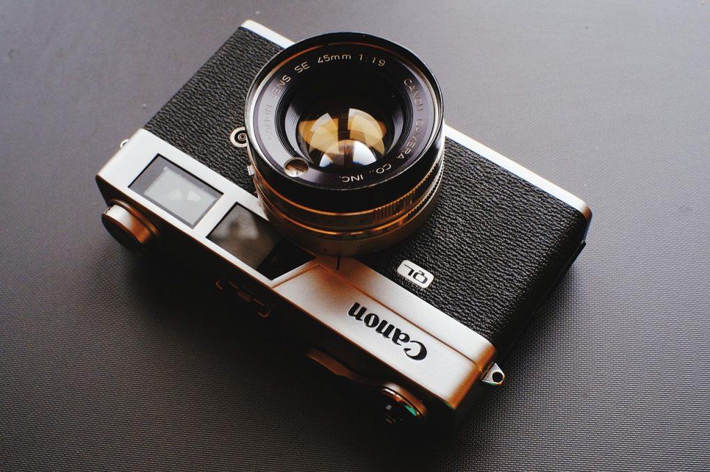 appareil photo, analogique, film