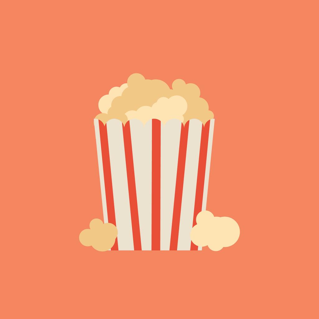 pop corn, film, cinéma