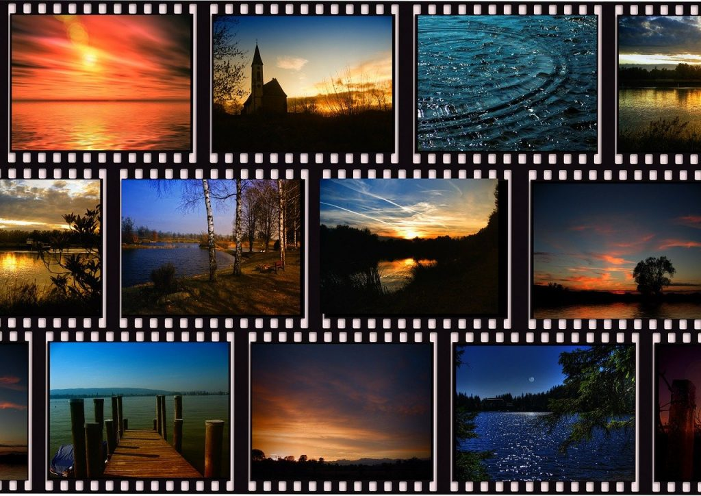 cinéma, paysage, humeur