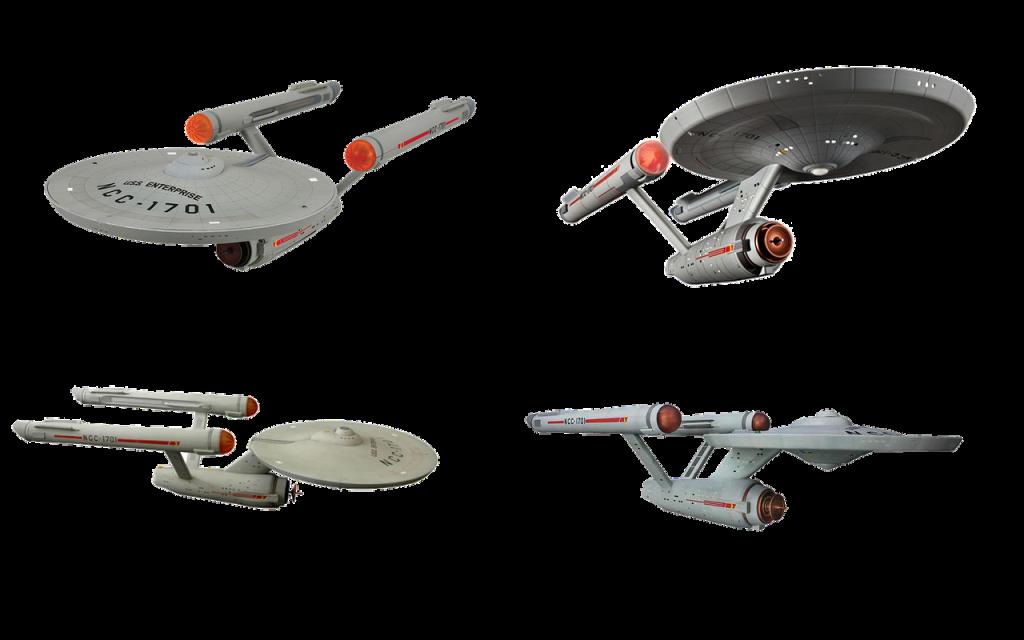 vaisseau spatial, modèle, isolé