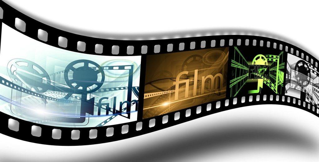 démonstration, projecteur, projecteur de cinéma